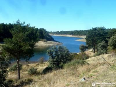 Azud y nacimiento Acueducto de Segovia; la granja de san ildefonso islas azores lago de sanabria arr